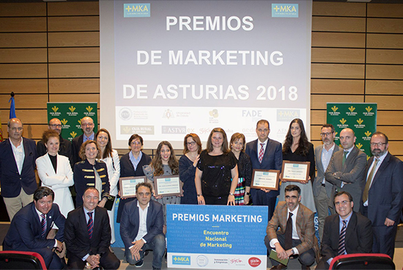 Premios Club Marketing Asturias